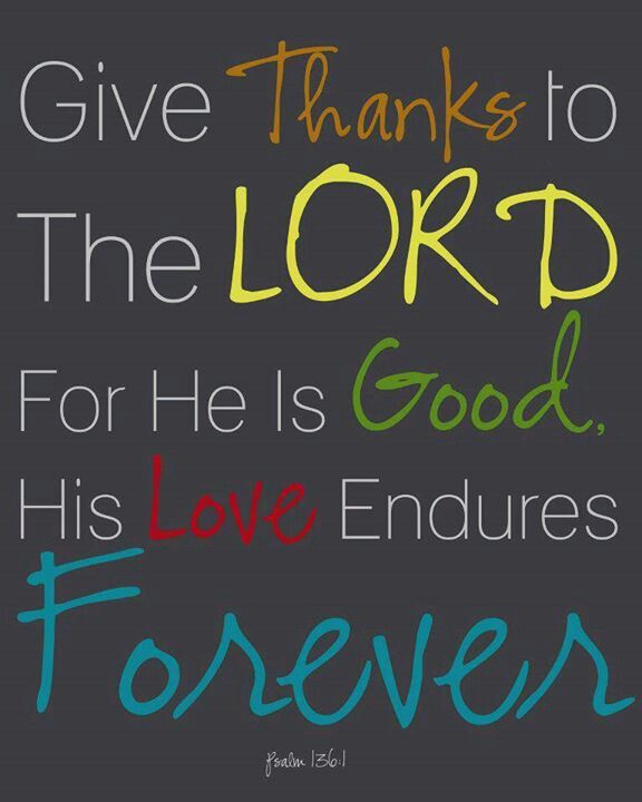 Giving Thanks when It's Hard