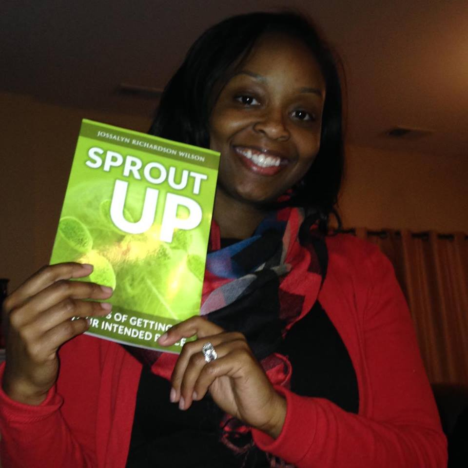 Sprout Up: 21 Days of Getting to Your Intended Place