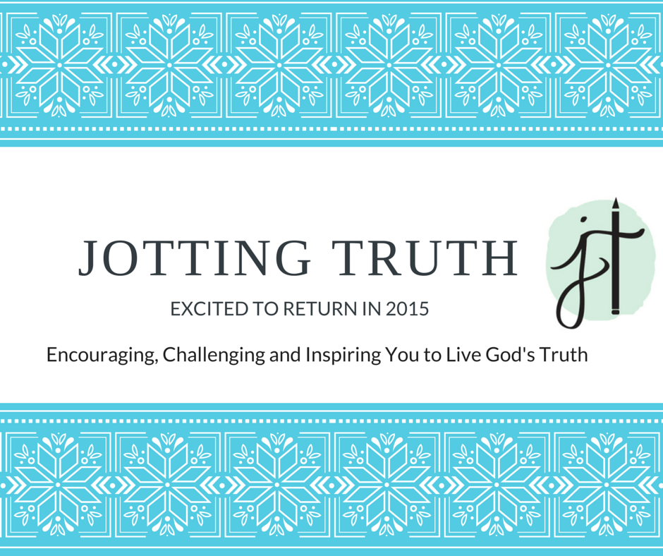 Ring In the New Year with Truth